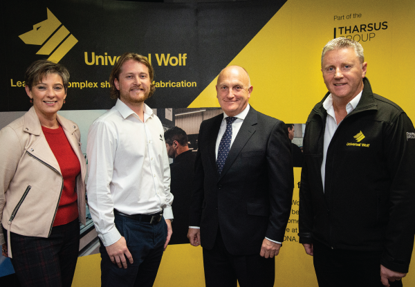 Regional Recognition at Make UK Awards for Universal Wolf